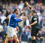 Eddie Smith books Kris Boyd for diving in the box