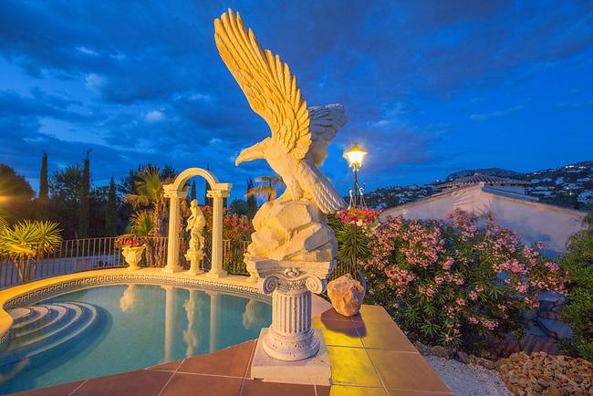 My villa Preciosa for rent on Monte Pego Costa Blanca Spain.