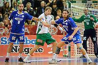 v.l.n.r. Igor Anic (VFL), Manuel Späth (FAG), Dennis Krause (VFL)