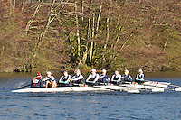 057 .UTC-O Sullivan .W.SEN.8+ .Upper Thames RC . Wallingford Head of the River. Sunday 27 November 2011. 4250 metres upstream on the Thames from Moulsford railway bridge to Oxford Universitiy's Fleming Boathouse in Wallingford. Event run by Wallingford Rowing Club..