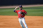 Ole Miss' Blake Newalu (6)  vs. Wright State at Oxford University Stadium in Oxford, Miss. on Sunday, February 20, 2011. Ole Miss won 6-5 to improve to 3-0 on the season.
