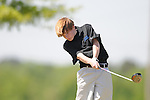 Oxford High golfer Ward Toler at District Golf Tournament at Oxford Country Club on Tuesday, April 20, 2010 in Oxford, Miss.