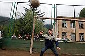A school in Keda, on the mountainous Georgia border with Turkey.