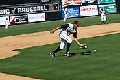Eric Eymann. The 2010 Carolina Mudcats during a practice at Five County Stadium in Zebulon, North Carolina, April 6, 2010.