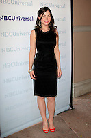 PASADENA - APR 18:  Erica Durance arrives at the NBCUniversal Summer Press Day at The Langham Huntington Hotel on April 18, 2012 in Pasadena, CA