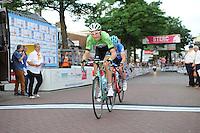 WIELRENNEN: SURHUISTERVEEN: 05-08-2014, Profronde Surhuisterveen, ©foto Martin de Jong