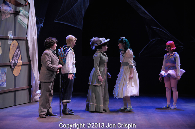 """Smith College production of """"The Doll People"""""""