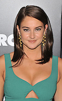New York,NY-September 13: Shailene Woodley attends the 'Snowden' New York premiere at AMC Loews Lincoln Square on September 13, 2016 in New York City. @John Palmer / Media Punch
