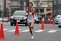Suguru Osako (Waseda-Univ), JANUARY 2, 2012 - Athletics : The 88th Hakone Ekiden Race the 1st section in Kanagawa, Japan. (Photo by Akihiro Sugimoto/AFLO SPORT) [1080]
