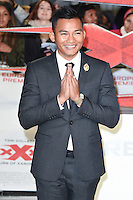 Tony Jaa at the premiere of &quot;xXx-Return of Xander Cage&quot; at the O2 Cineworld, London, UK. <br /> 10th January  2017<br /> Picture: Steve Vas/Featureflash/SilverHub 0208 004 5359 sales@silverhubmedia.com