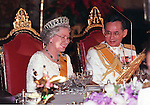 State visit to Thailand 1996