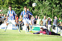 Oefenwedstrijd vv Minnertsga - sc Heerenveen 050713