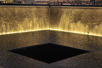 9 -11 Memorial, designed by Michael Arad, Manhattan, New York City, New York