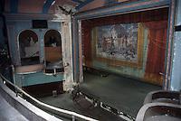 1993 February ..Rehabilitation..Attucks Theatre.Church Street..THEATRE STAGE.FROM RIGHT BOX SIDE.INTERIOR...NEG#.NRHA#..