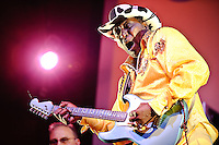 "Eddy ""The Chief"" Clearwater by Peter Wochniak"