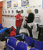 Campus laundromat, University of Surrey.