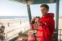 Baywatch (2017) <br /> Zac Efron as Matt Brody  <br /> *Filmstill - Editorial Use Only*<br /> CAP/KFS<br /> Image supplied by Capital Pictures