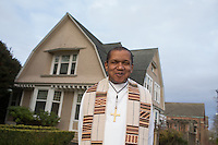 Rev. David Strong, GSBA, Director of the Aids Housing Association in Tacoma