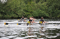 Thames Valley Park Regatta, Reading, Berkshire. 19.06.2011.J14 2X.228 St.Paul's School B.C..229 Kingston R.C..230 Avon County R.C.