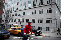 View of the Lenox Hill Hospital where according to local media, the singer Beyonce has given birth to a baby girl on late Saturday.on late Saturday in New York, United States. 08/01/2012.  Photo by Kena Betancur / VIEWpress.