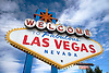 Welcome to Fabulous Las Vegas, Nevada Sign