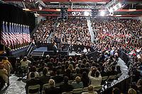 President Barack Obama delivers remarks in Las Vegas, NV