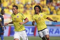 Colombia (COL) vs Ecuador (ECU), Barranquilla, 29-03-2016