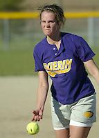Softball vs Madison Grant 4-16-09