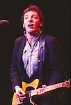Bruce Springsteen 1980.