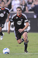 D.C. United forward Josh Wolff (16). D.C. United defeated Real Salt Lake 4-1 at RFK Stadium, Saturday September 24 , 2011.
