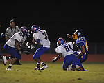 Oxford High vs. Grenada in Oxford, Miss. on Friday, August 17, 2012. Oxford won 28-22.