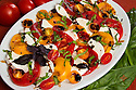 Caprese Salad by Marisa Rosmellia