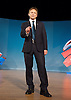 Conservative Party Conference, ICC, Birmingham, Great Britain <br /> Day 1<br /> 7th October 2012 <br /> <br /> <br /> Rt Hon Grant Shapps MP<br /> Chairman of the Conservatives <br /> <br /> <br /> Photograph by Elliott Franks<br /> <br /> Tel 07802 537 220 <br /> elliott@elliottfranks.com<br /> <br /> &copy;2012 Elliott Franks<br /> Agency space rates apply