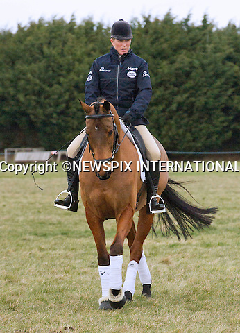 08.03.2015, Isleham, UK: ZARA PHILLIPS<br />