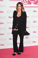 LONDON, UK. November 24, 2016: Caroline Flack at the 2016 ITV Gala at the London Palladium Theatre, London.<br /> Picture: Steve Vas/Featureflash/SilverHub 0208 004 5359/ 07711 972644 Editors@silverhubmedia.com