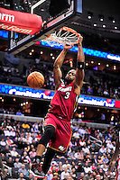 NBA - Miami Heat vs. Washington Wizards, December 4, 2012