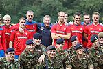 120711 Rangers training