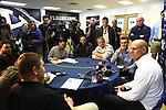 BYU Football Coaches Media Interviews
