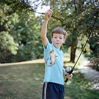 Yantacaw Brook Park Fishing