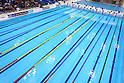 General view,.MARCH 7, 2012 - Swimming :.British Gas Swimming Championships 2012 (Selection Trials), Women's Open 200m Breaststroke Semifinals at London Aquatics Centre in London, United Kingdom. (Photo by Hitoshi Mochizuki/AFLO)