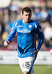 Hearts v St Johnstone&hellip;19.03.16  Tynecastle, Edinburgh<br />Danny Swanson<br />Picture by Graeme Hart.<br />Copyright Perthshire Picture Agency<br />Tel: 01738 623350  Mobile: 07990 594431
