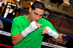 October 16, 2012: Barclay's Center Workouts