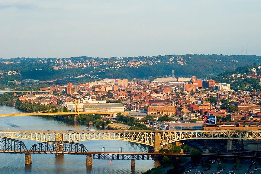 Pittsburgh's Neighborhoods - Southside Flats