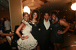 Misa Hylton, Elaine Welteroth Beauty and Style Editor Ebony Magazine, Honoree and Celebrity Photographer Johnny Nunez and  Paula T. Renfroe Editor and Chief of Juicy Magazine attend COVERGIRL Queen Collection Presents The 2nd Annual Blackout Awards Held at Newark Hilton Gateway, NJ 6/12/11