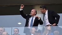 FUSSBALL WM 2014  VORRUNDE    Gruppe A    12.06.2014 Brasilien - Kroatien FIFA Praesident Joseph Blatter auf der Tribuene