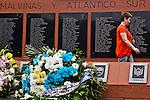 Argentinians commemorate the Malvinas veteran day
