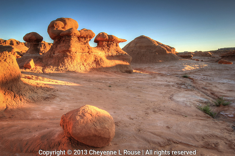Goblins, Goblins Everywhere - Goblin Valley State Park - Utah