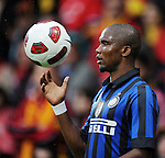 Fussball international, Testspiel: Inter Mailand - Galataseray Istanbul