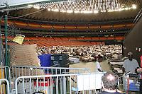 Katrina Evacuees in the Houston Astrodome