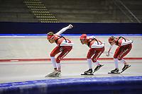 SCHAATSEN: IJSSTADION THIALF: juli 2013, Training zomerijs, Innosportlab, ©foto Martin de Jong